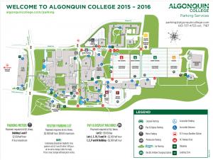 Woodroffe Campus Map