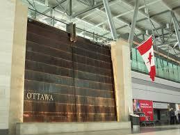 YOW - Ottawa international airport