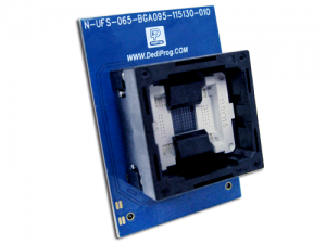 N-UFS-065-BGA095-115130-01O Socket Adapter