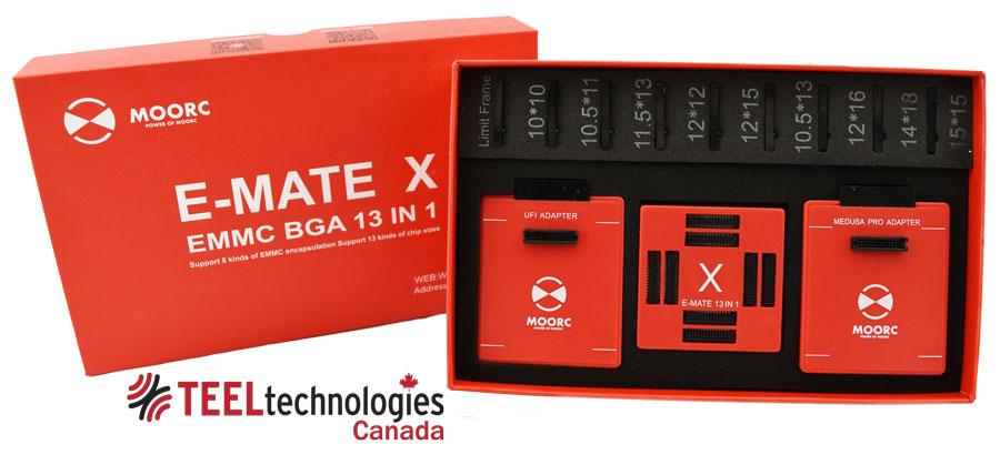 E-Mate Pro eMMC Tool | Teel Technologies Canada