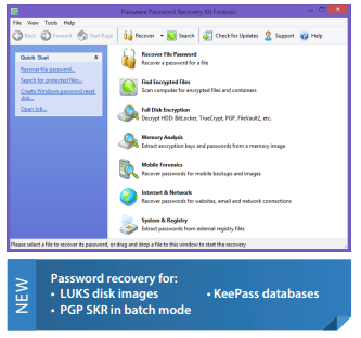 Passware kit forensic activation code